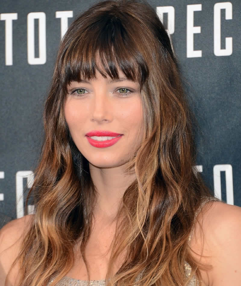 Bangs for Oval Shaped Faces