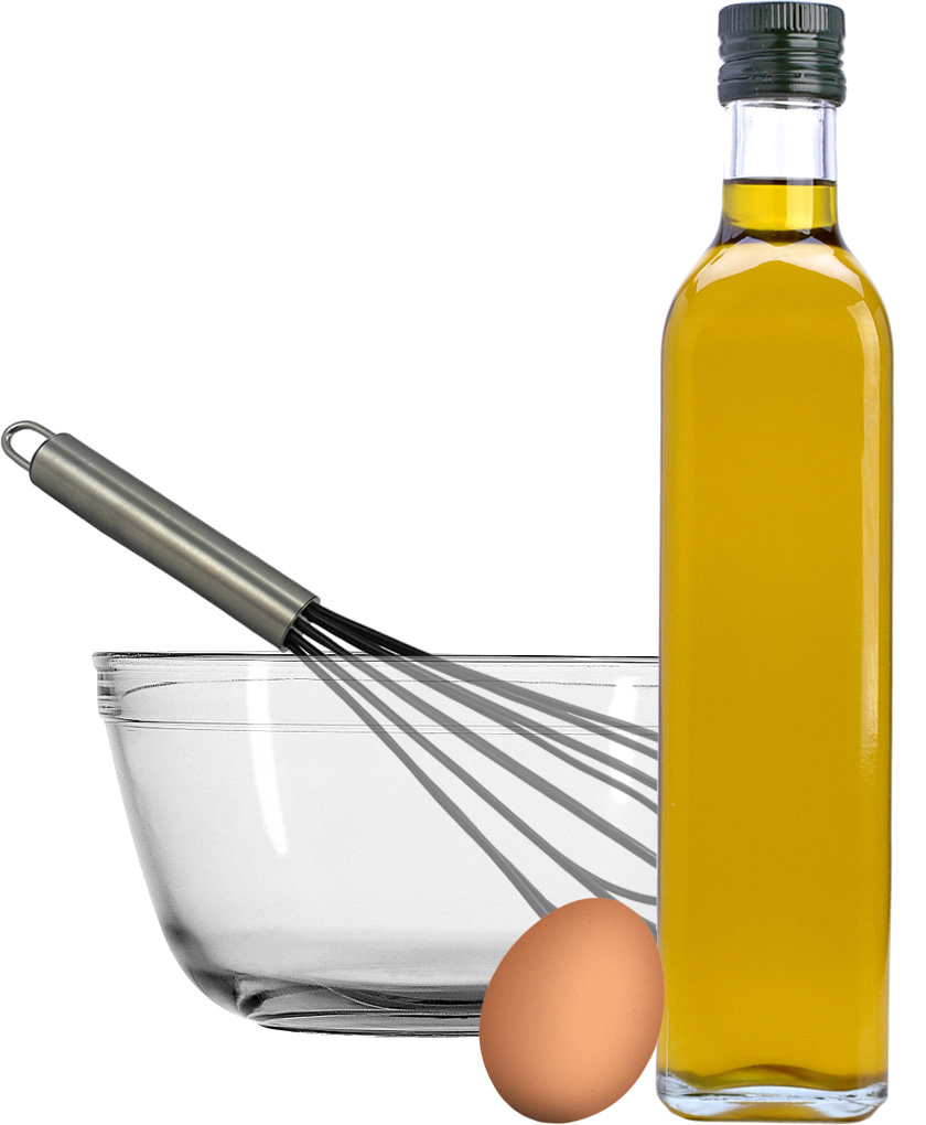 Homemade Mayonnaise Hair Treatment