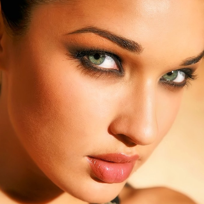 Natural Makeup For Brown Eyes And Brown Hair
