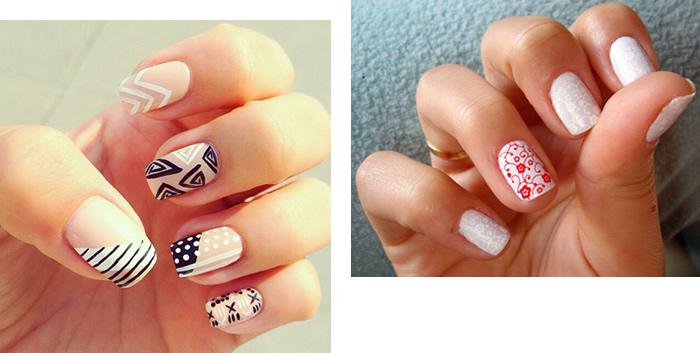 Nail Textures & Patterns