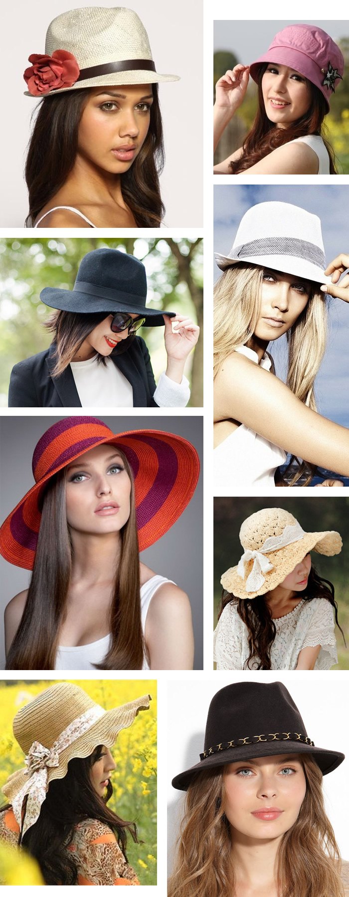 Hats Hair Accessories